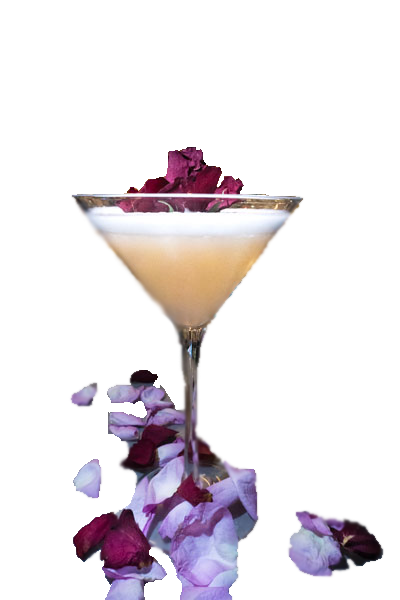 English Beauty - Valentine's Day Cocktail